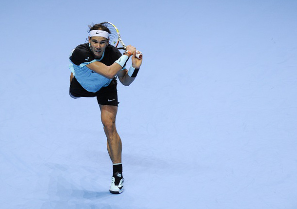 Nadal Fights Off Ferrer in World Tour Finals