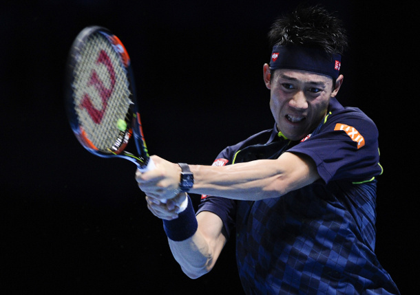 Nishikori Maintains Mastery of Berdych