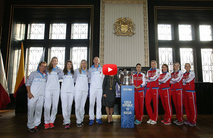 Fed Cup Final Preview—Federer Honors—Next Nadal