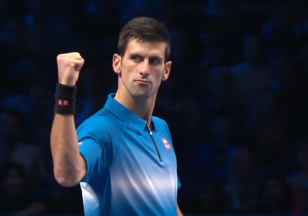 Djokovic off to a London Flyer