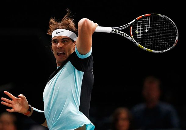 Nadal Saves Match Point to Beat Back Anderson