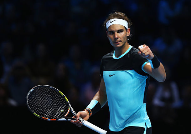 On Fumes, Wawrinka no Match for Nadal