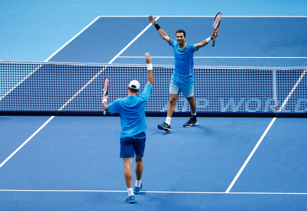 Rojer and Tecau Sweep to Title in London