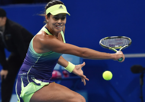 Ivanovic Beats Venus Williams in Beijing