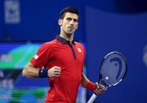 Djokovic Defeats Ferrer, Will Face Nadal in Beijing Final
