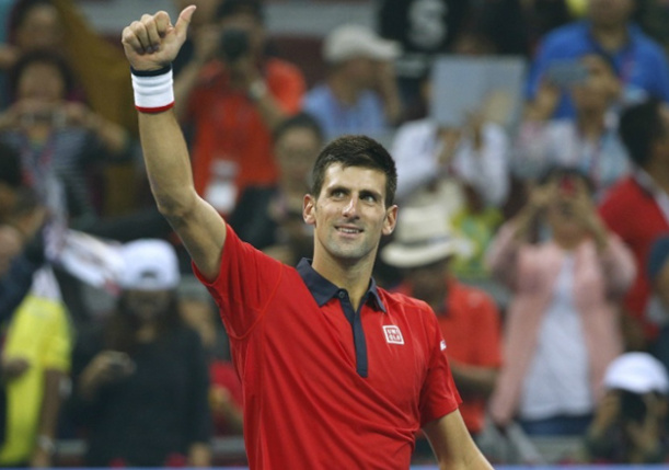 Djokovic Destroys Isner in Beijing Quarterfinals