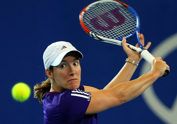 Henin Gives Birth to Second Child, a Son