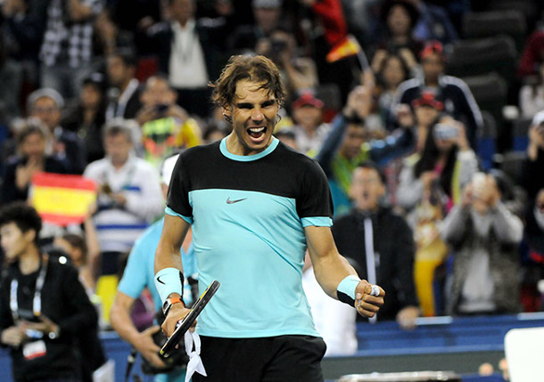 Nadal Will Partner Paes in Paris