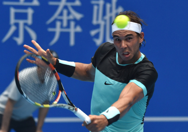 Nadal Tops Pospisil, Will Face Sock in Beijing Quarterfinals