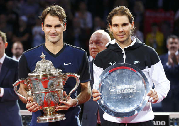 Federer Defeats Nadal to Win Seventh Basel Crown