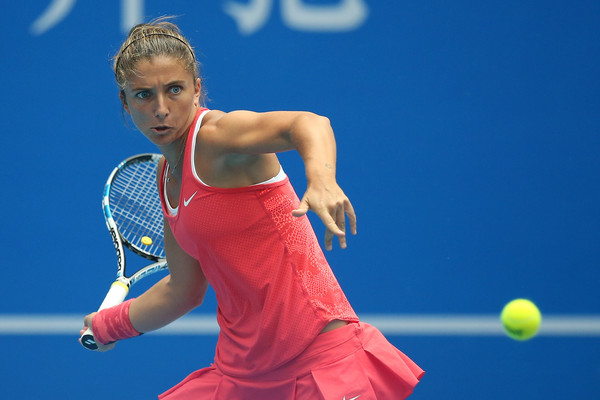 Top Seeds Halep and Kvitova Exit Early in Beijing