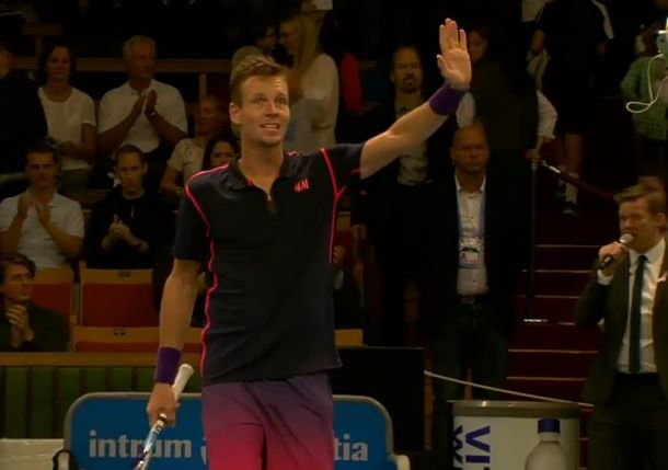 Berdych Nets Third Stockholm Title