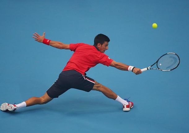 Djokovic Cruises into Beijing Quarterfinals