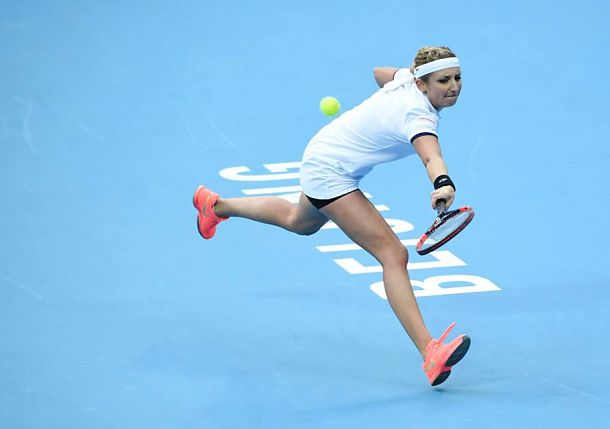 Bacsinszky Grinds Past Ivanovic, Reaches Beijing Final