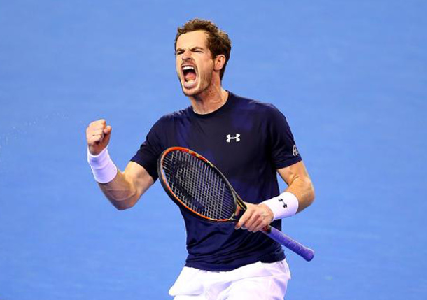 Murray Sends Great Britain Into Davis Cup Final