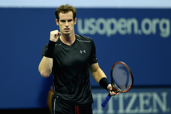 Murray Passes Unpredictable Kyrgios Test in Opening Round
