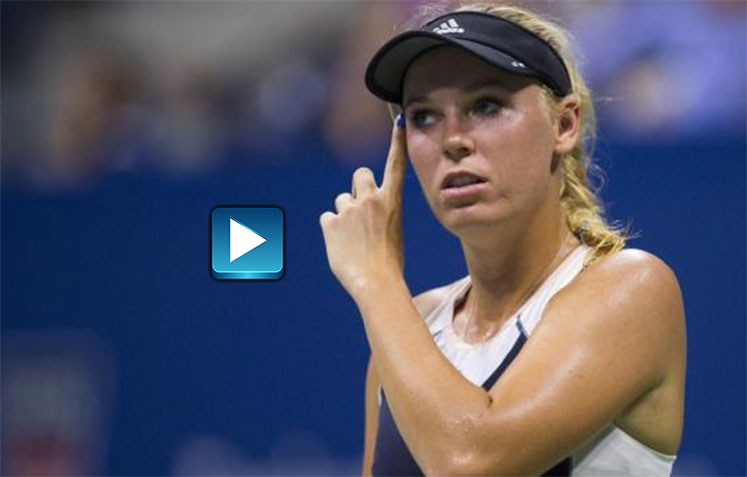US Open Upsets - Drone Drama - Painful Parting