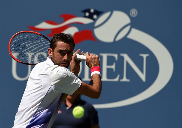 Cilic Takes on Tsonga for US Open Semifinal Spot
