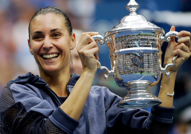 Fond Farewell: Pennetta Wins US Open in Final Major Match