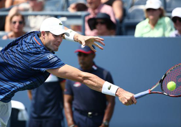 Isner Dispels Youzhny to Roll Into US Open Third Round