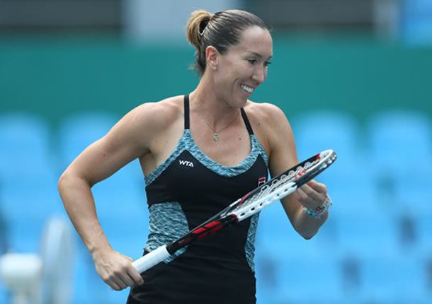 Jankovic Wins Guangzhou For 14th Career Title