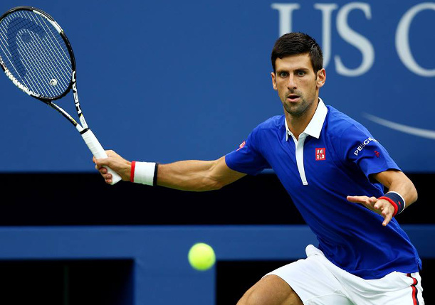 Djokovic Crushes Cilic Surging into Sixth US Open Final