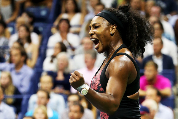 Serena Struggles Then Soars Over Mattek-Sands