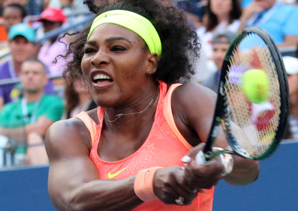 Serena Sweeps Keys; Will Face Venus in US Open Quarterfinals