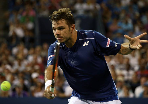 Wawrinka Roars Into US Open Semifinals