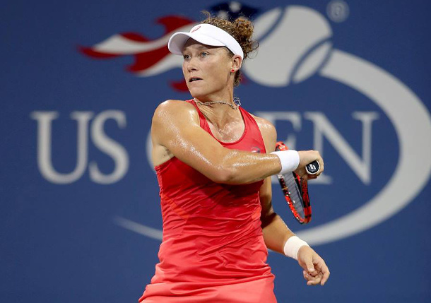 Cruise Control: Despite Car Quest, Stosur Speeds Into Third