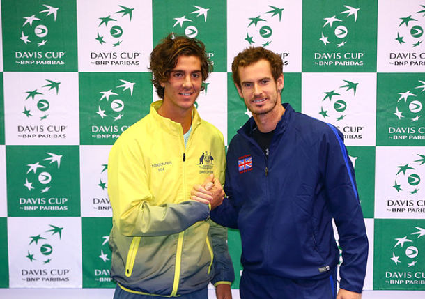 Opportunity Knocks: Previewing the Davis Cup Semis