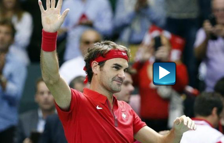 Davis Cup Finals Set-Sharapova's Return-Federer's Farewell?