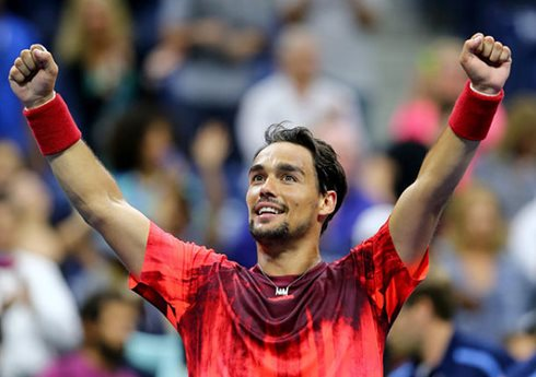 Capturing Crowd, Moment, Fognini Rises Above Nadal