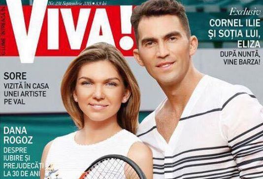 Halep Happy to Have Mixed Doubles in Lieu of Practice