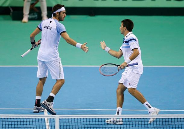 Argentina on the Verge of 5th Davis Cup Final
