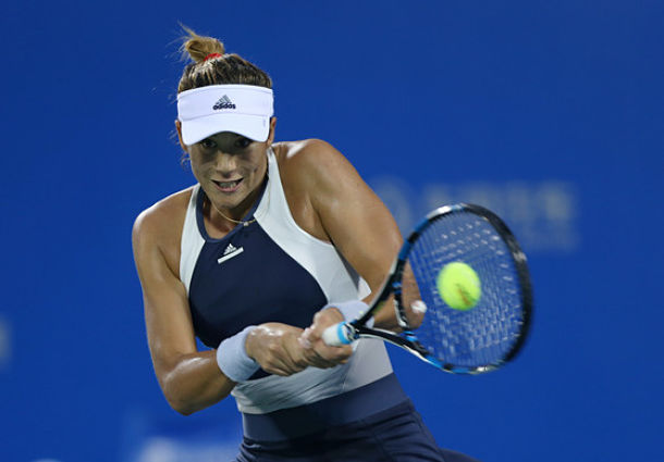 Muguruza Bolsters Singapore Bid with Ivanovic Thumping