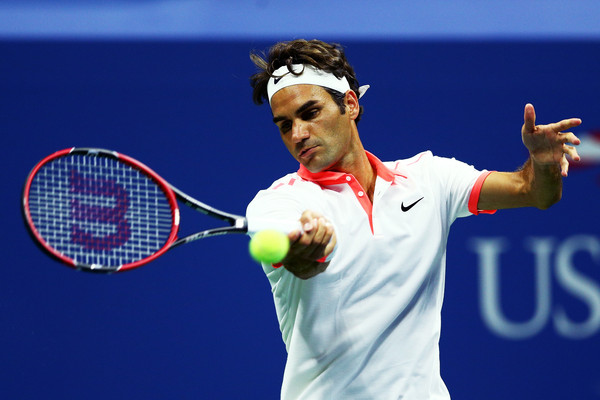 SABRmetrics: Federer's Scores another Victory for New Return vs. Darcis