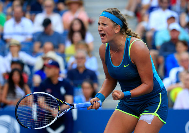 Azarenka Gives Birth to Baby Boy