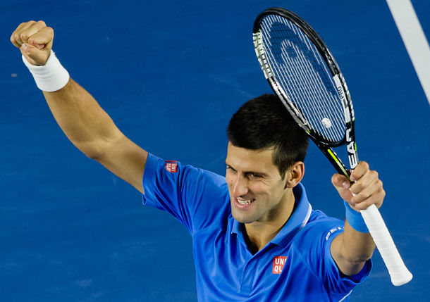 Djokovic Defuses Raonic to Set Wawrinka Clash