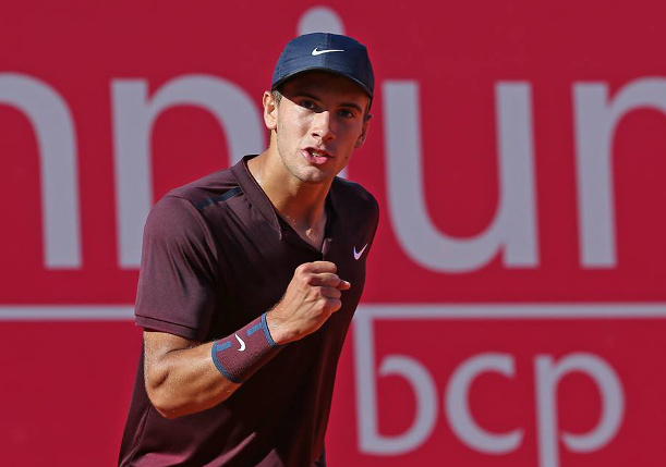 Watch: Coric Is Alley Driver
