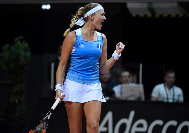 Mladenovic Levels France With USA