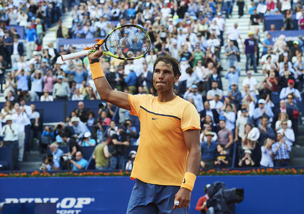 Nadal Wins Ninth Barcelona Crown, Equals Vilas Record