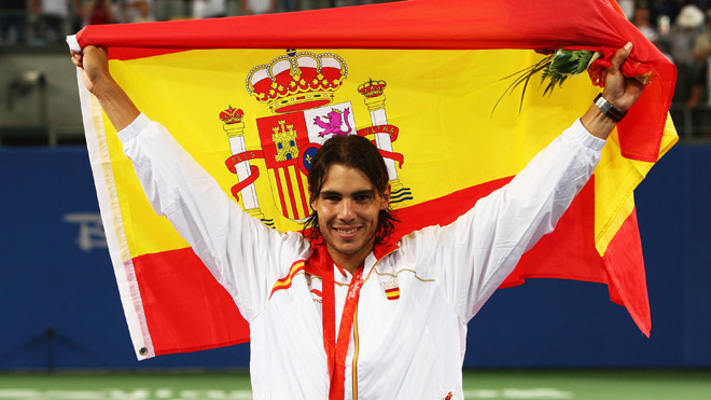 Watch: Nadal Named Spanish Olympic Flag Bearer