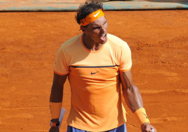 Nadal Fights off Thiem, Sets Up MC Quarterfinal with Wawrinka