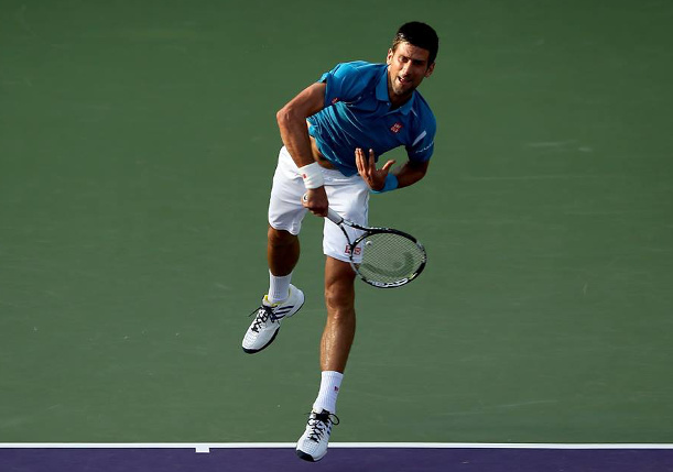 Djokovic Wins Toronto Return, Thiem, Isner Fall
