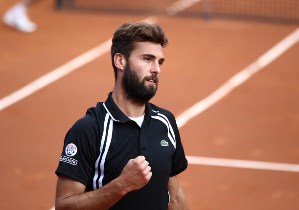 Watch: Paire's Outrageous Match Point Tweener