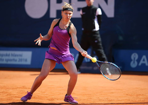Safarova Stops Stosur to Win Prague