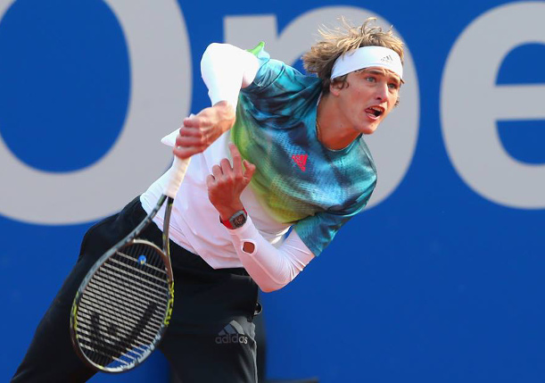 Zverev Topples Top-Seeded Goffin In Munich