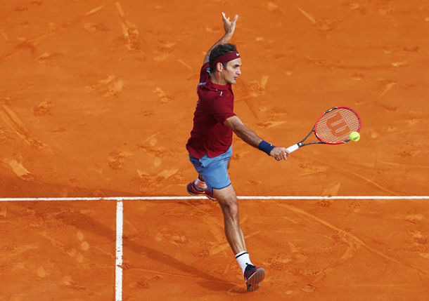 Cruise Control for Federer in Monte-Carlo