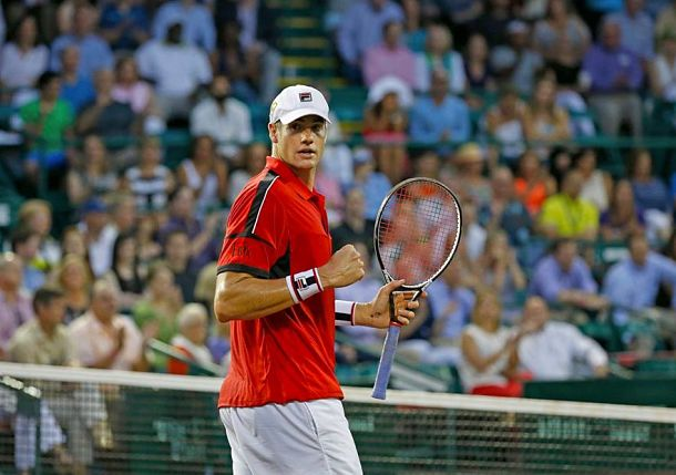 Isner Closing in on Career Win 300 at Houston